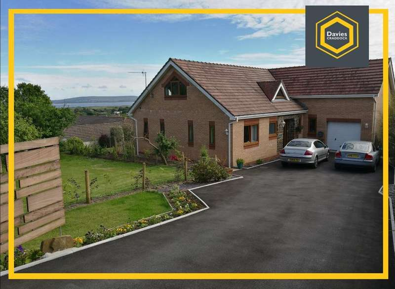 5 Bedrooms Detached House for sale in St Illtyd Rise, Pembrey, Burry Port, SA16