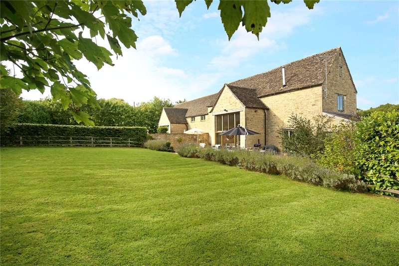 4 Bedrooms Semi Detached House for sale in Clayfurlong Barns, Kemble, Cirencester, GL7