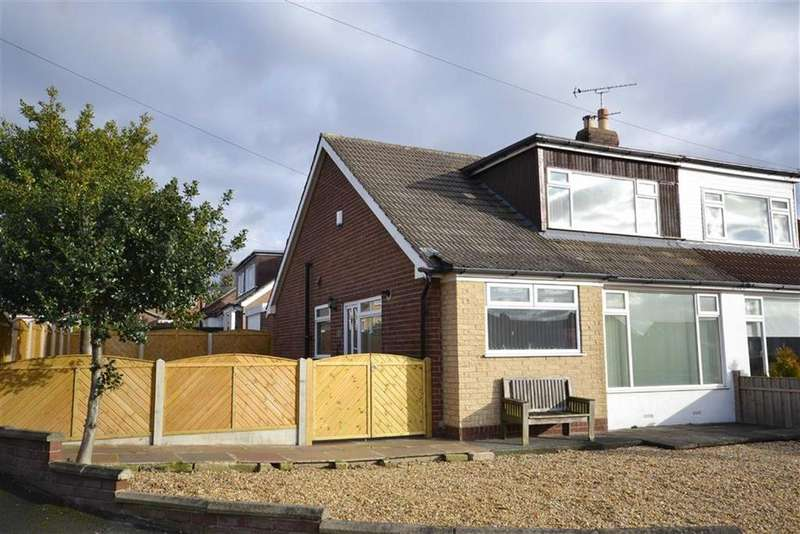 3 Bedrooms Semi Detached Bungalow for sale in Westway, Garforth, Leeds, LS25