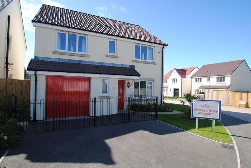 3 Bedrooms Terraced House for sale in Mead Park, Bickington