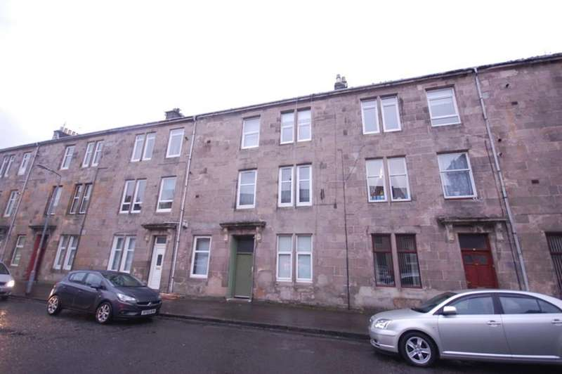 1 Bedroom Flat for sale in Wallace Street, Dumbarton G82 1HH