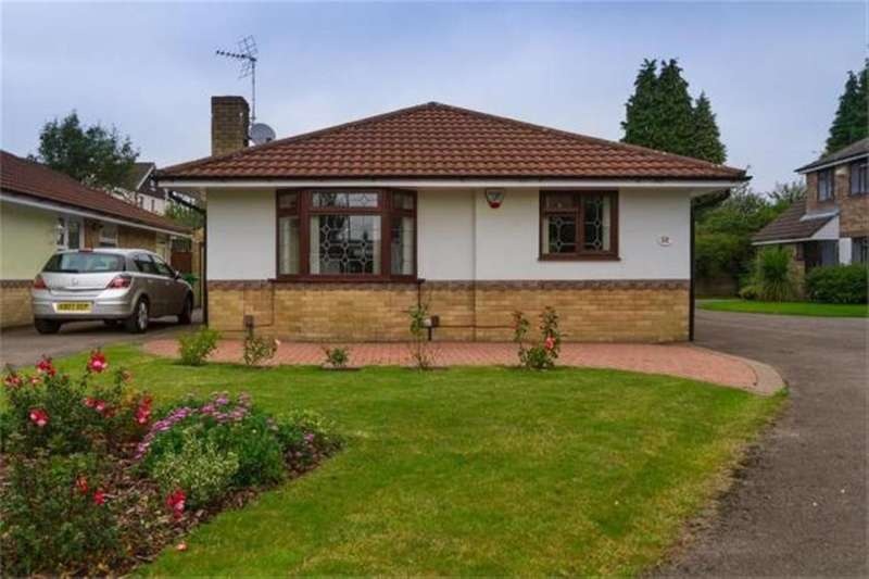 3 Bedrooms Detached Bungalow for sale in Silver Birch Close, Whitchurch, Cardiff