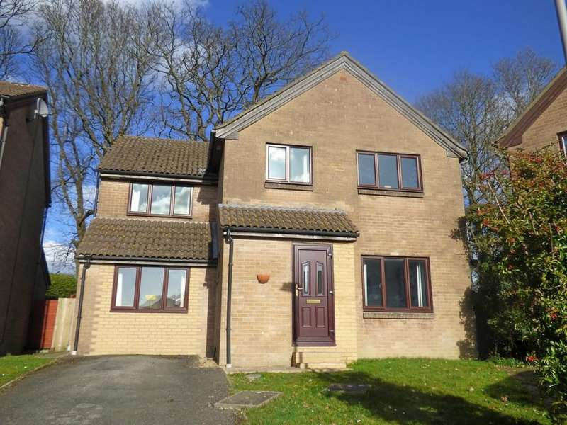 4 Bedrooms Detached House for sale in Tarn Drive, Creekmoor