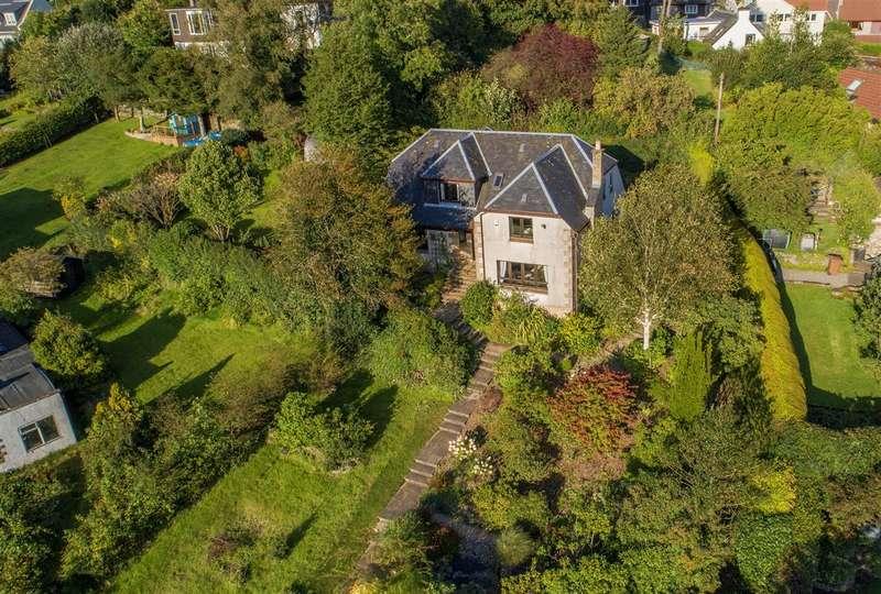 4 Bedrooms Detached House for sale in Glenwood House & Campbell Cottage, Castle Road, Dollar