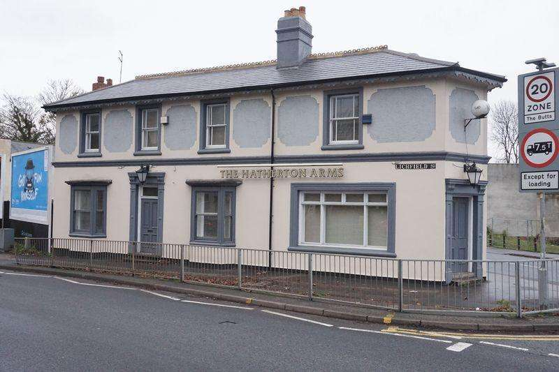 2 Bedrooms Apartment Flat for rent in Hatherton Arms, Lichfield Street, Walsall