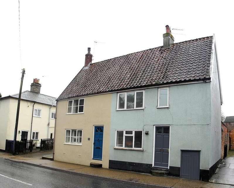 3 Bedrooms End Of Terrace House for rent in Lower Olland Street, Bungay