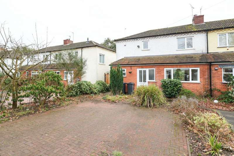 3 Bedrooms Semi Detached House for rent in Withy Hill Road, Sutton Coldfield