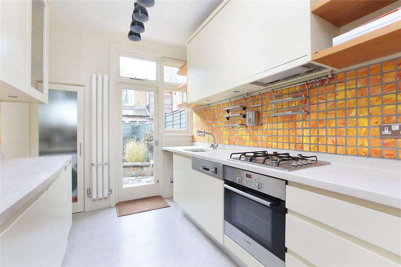 4 Bedrooms Semi Detached House for sale in Bracken Avenue, Clapham South, London, SW12