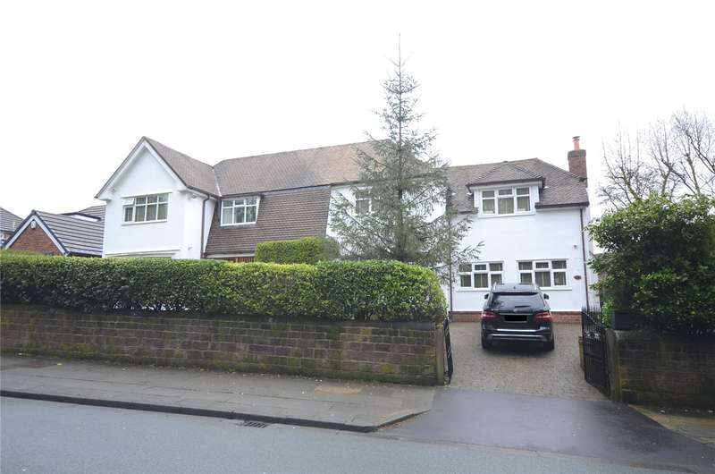 5 Bedrooms Detached House for sale in Childwall Abbey Road, Childwall, Liverpool, L16