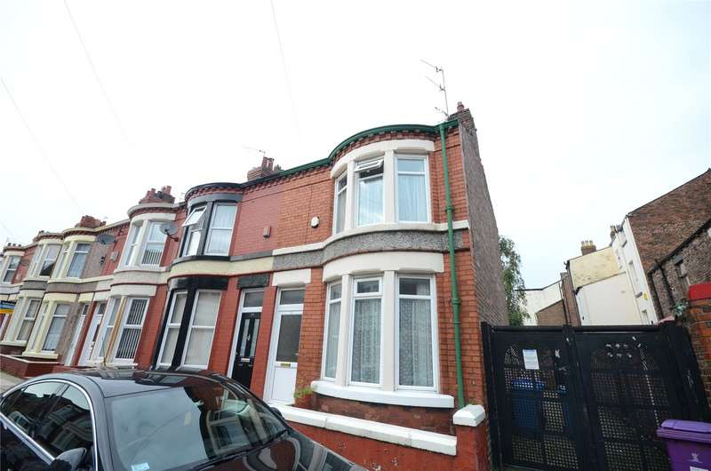 3 Bedrooms End Of Terrace House for sale in Northdale Road, Wavertree, Liverpool, L15