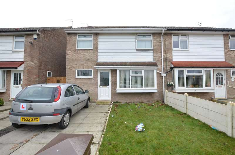 4 Bedrooms Semi Detached House for sale in Hamilton Road, Liverpool, Merseyside, L5