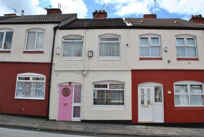 2 Bedrooms Terraced House for sale in Sapphire Street, Liverpool, Merseyside, L13
