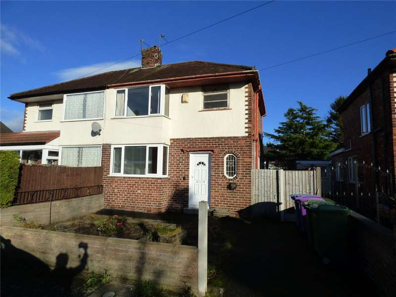 3 Bedrooms Semi Detached House for sale in Lingmell Road, Liverpool, Merseyside, L12