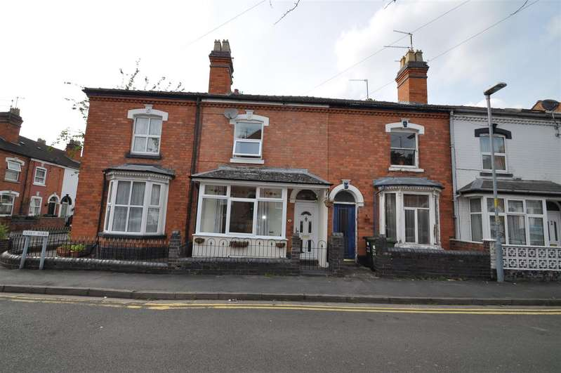 2 Bedrooms Terraced House for sale in Derby Road, Worcester