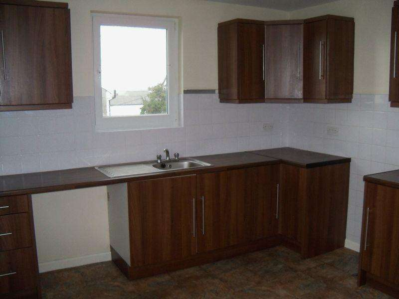 1 Bedroom Apartment Flat for rent in One bedroomed first floor flat. Lounge, Kitchen/Diner, Bathroom, GCH. Rent Includes Gas Water