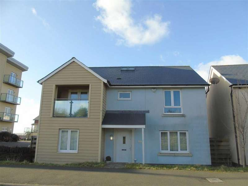 4 Bedrooms Detached House for sale in Bwlch Y Gwynt, Machynys, Llanelli