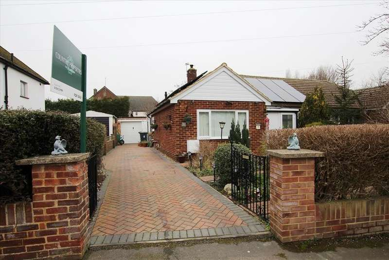 2 Bedrooms Semi Detached Bungalow for sale in Boddington Gardens, Biggleswade, SG18