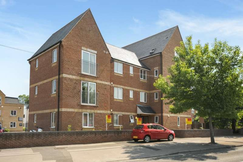 2 Bedrooms Flat for sale in Cowley, Oxfordshire, OX4
