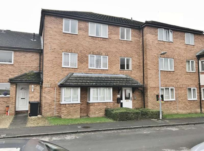 2 Bedrooms Apartment Flat for sale in Rose Street, Swindon