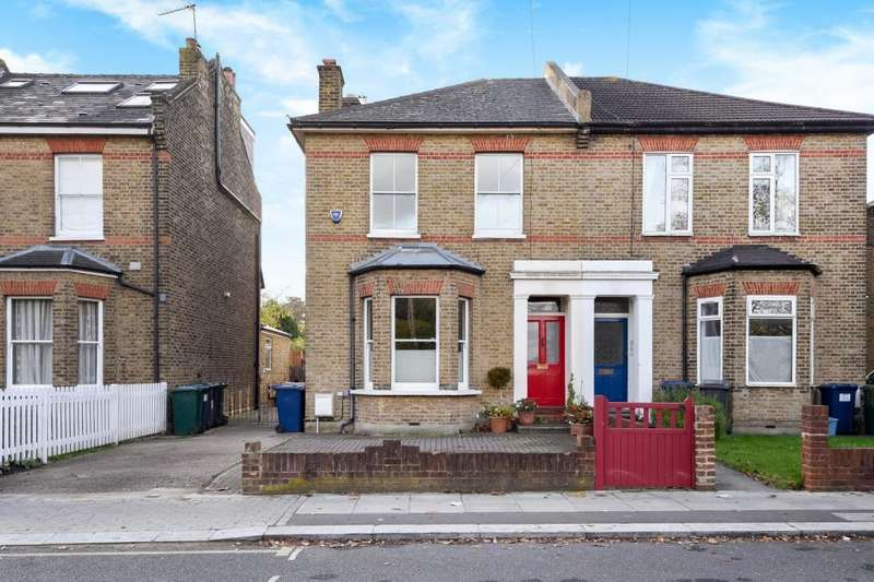3 Bedrooms House for sale in Long Lane, London, N3, Finchley Central, N3
