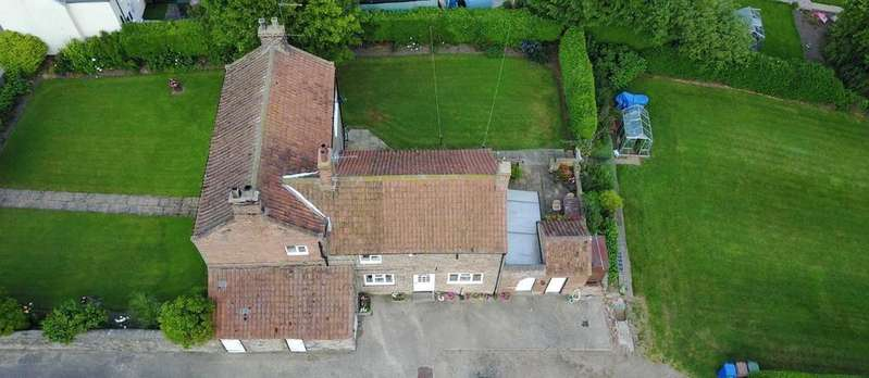 4 Bedrooms Detached House for sale in Church Farmhouse, Skipsea, East Yorkshire