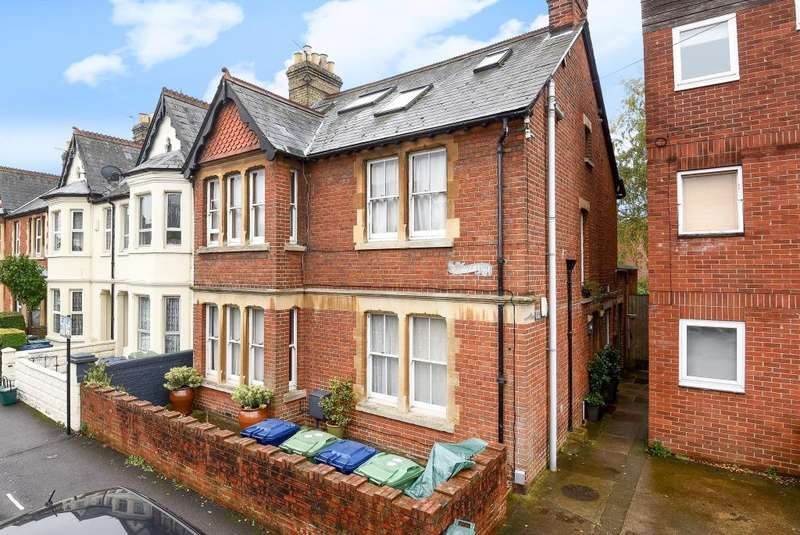 2 Bedrooms Flat for sale in Hurst Street, Oxford, OX4