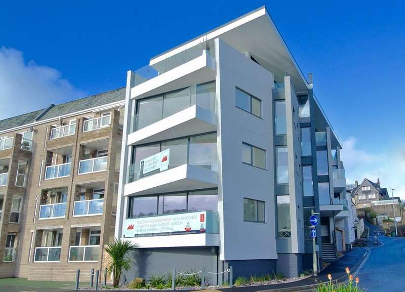 2 Bedrooms Apartment Flat for sale in Sails, College Way, Dartmouth, Devon, TQ6 9DQ