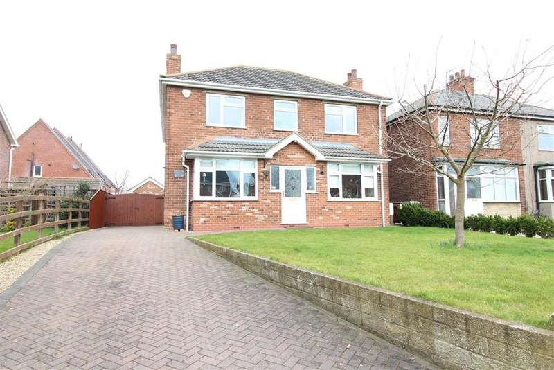 4 Bedrooms Detached House for sale in Church Lane, Holton-Le-Clay, Grimsby