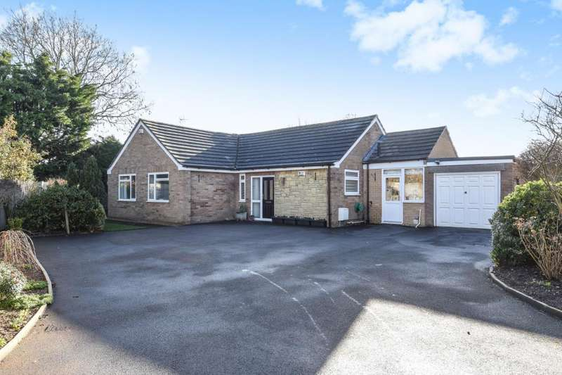 3 Bedrooms Detached Bungalow for sale in Shippon, Abingdon, Oxon OX13, OX13