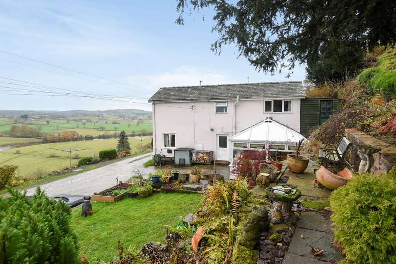 2 Bedrooms Cottage House for sale in Ballingham Hill, Hereford, HR2