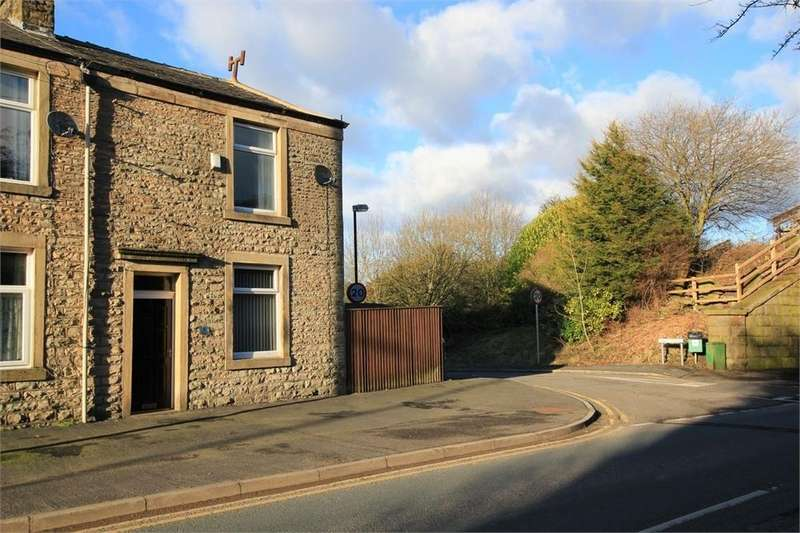 2 Bedrooms End Of Terrace House for sale in 1 Railway View, Billington