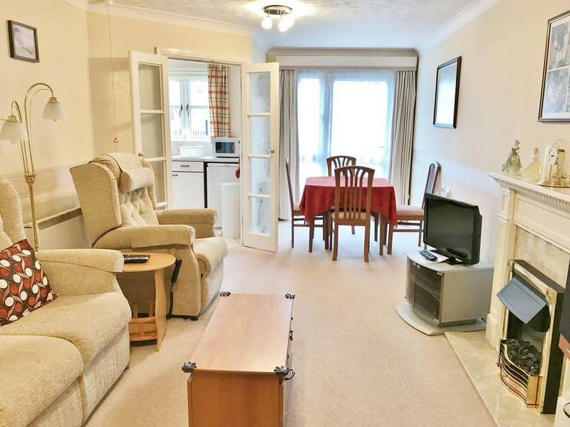 2 Bedrooms Ground Flat for sale in Cricklade Street, Swindon