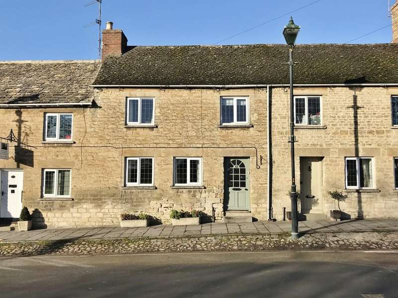 3 Bedrooms Terraced House for sale in High Street, Cricklade