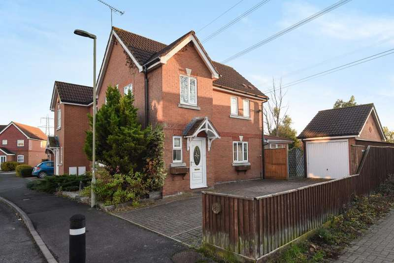 3 Bedrooms House for sale in Dagdale Drive, Didcot, OX11
