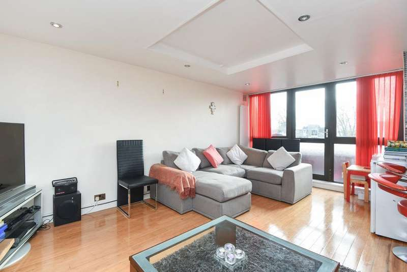 3 Bedrooms Flat for sale in Harford House, Tavistock Crescent, W11