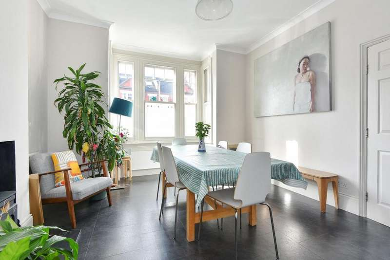 4 Bedrooms Terraced House for sale in Frankfurt Road, Herne Hill