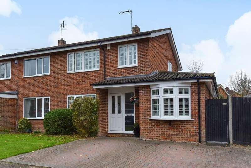 3 Bedrooms House for sale in Oxhey Hall, Hertfordshire, WD19