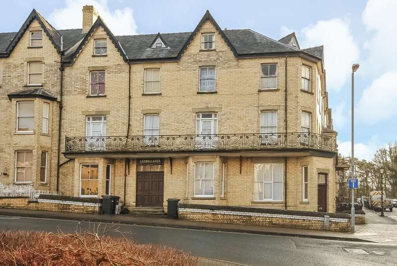 1 Bedroom Flat for sale in Park Cresent, Llandrindod Wells, LD1