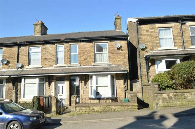 3 Bedrooms End Of Terrace House for sale in Church Road, New Mills, New Mills, High Peak, Derbyshire