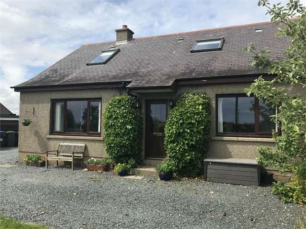 4 Bedrooms Semi Detached House for sale in Newburgh, Ellon, Aberdeenshire