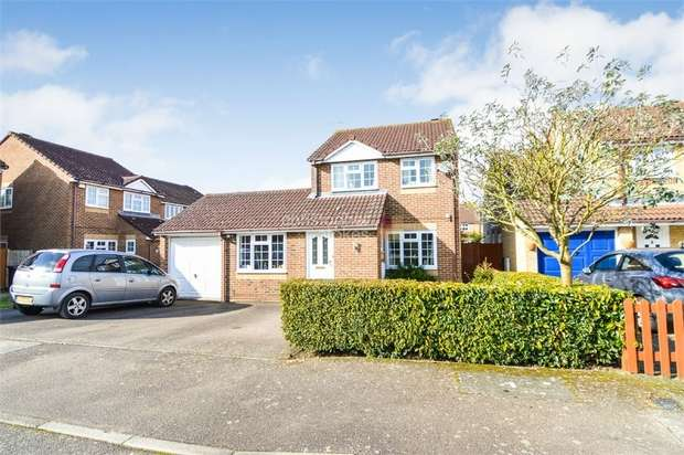 4 Bedrooms Detached House for sale in Helens Gate, Cheshunt, WALTHAM CROSS, Hertfordshire