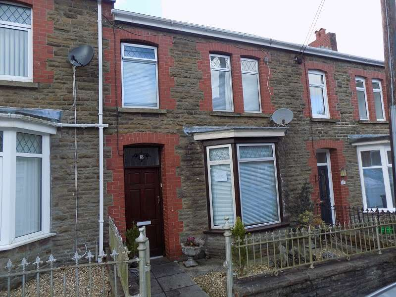 3 Bedrooms Terraced House for sale in Penhydd Street, Pontrhydyfen, Port Talbot, Neath Port Talbot. SA12 9SB
