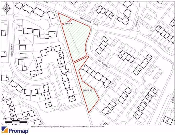Land Commercial for sale in Avon Crescent, Bicester, OX26