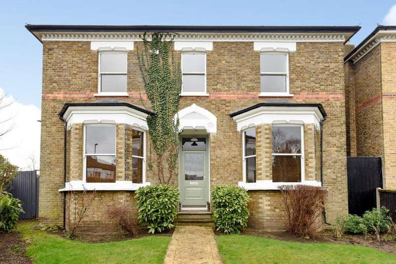 6 Bedrooms Detached House for sale in Allenby Road, Forest Hill