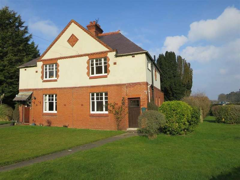 3 Bedrooms Country House Character Property for rent in Sodylt Cottages, Ellesmere, SY12