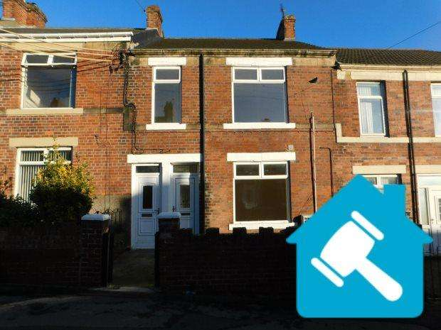 4 Bedrooms Ground Flat for sale in PARK ROAD, STANLEY, DURHAM CITY : VILLAGES WEST OF