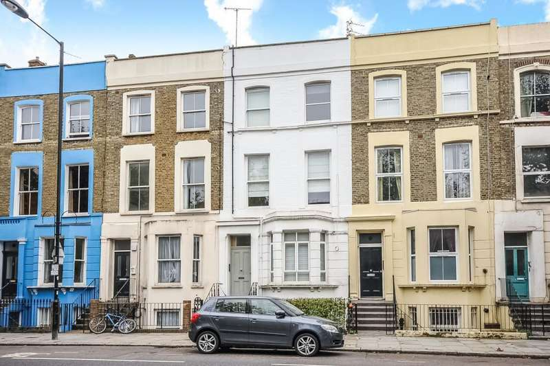 2 Bedrooms Flat for sale in Ladbroke Grove, W10, W10