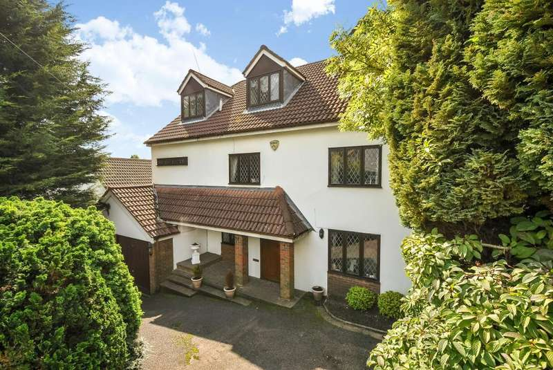 5 Bedrooms Detached House for sale in Stanmore, Middlesex, HA7