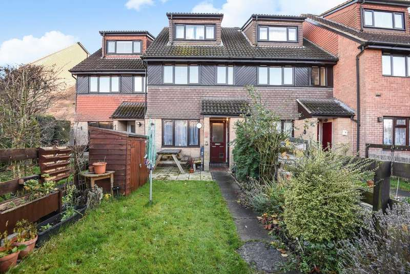 1 Bedroom Maisonette Flat for sale in Peerless Drive, Harefield, UB9
