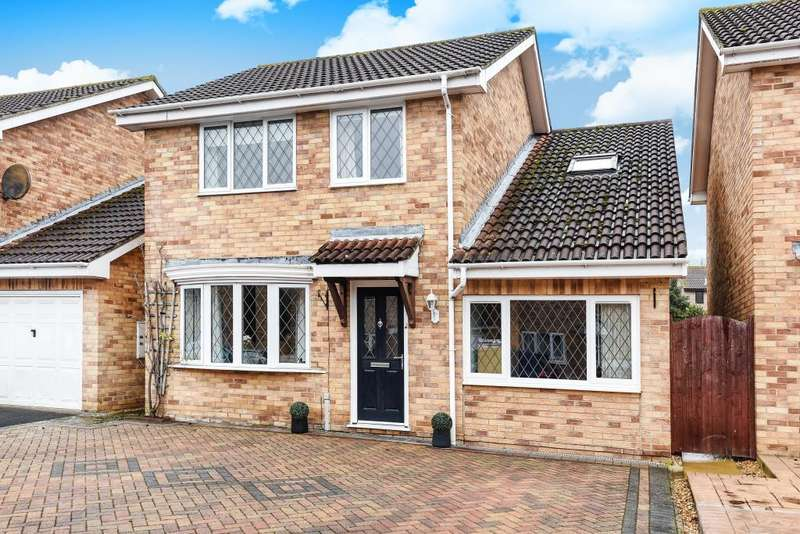 4 Bedrooms Detached House for sale in Botley, Oxford, OX2